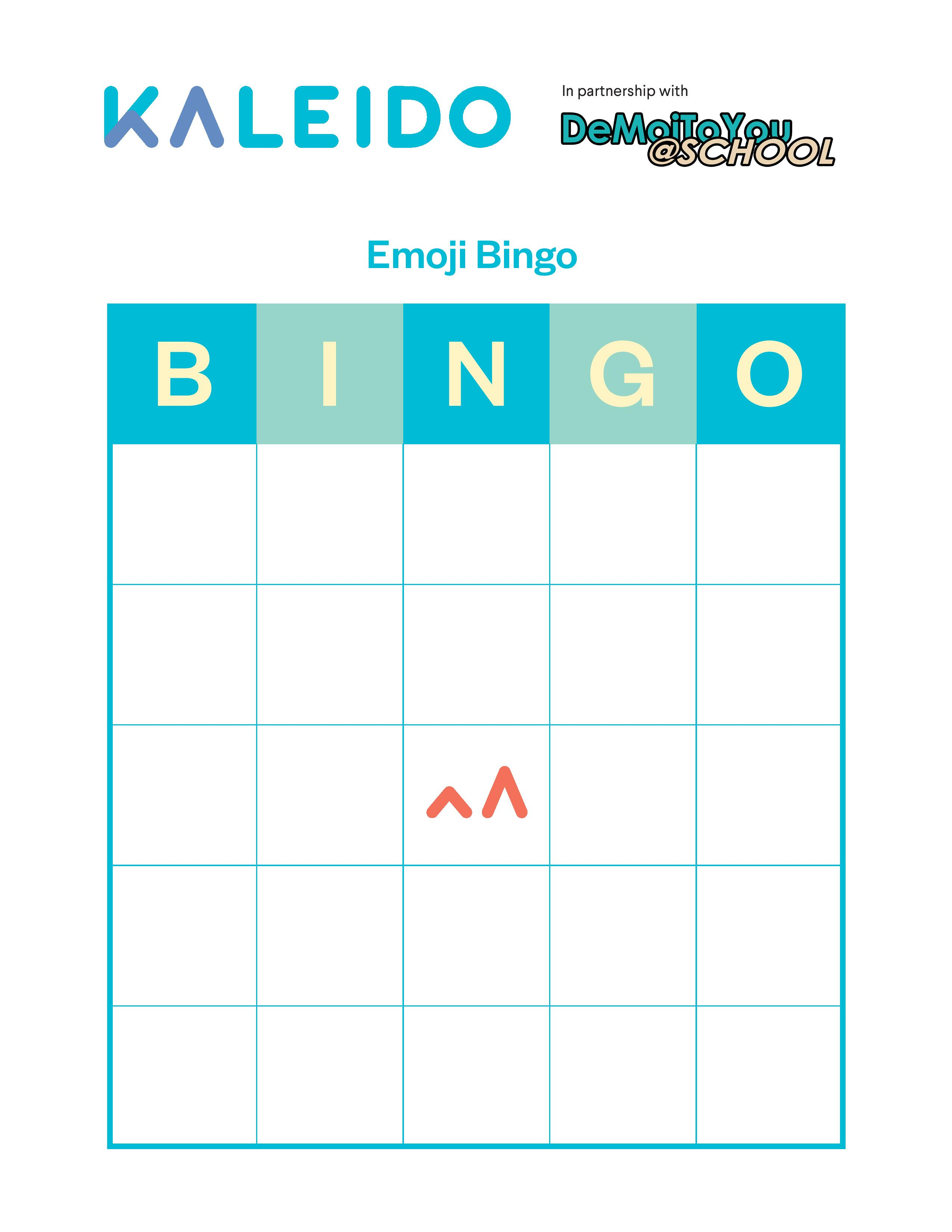 Bingo DeMoiToYou